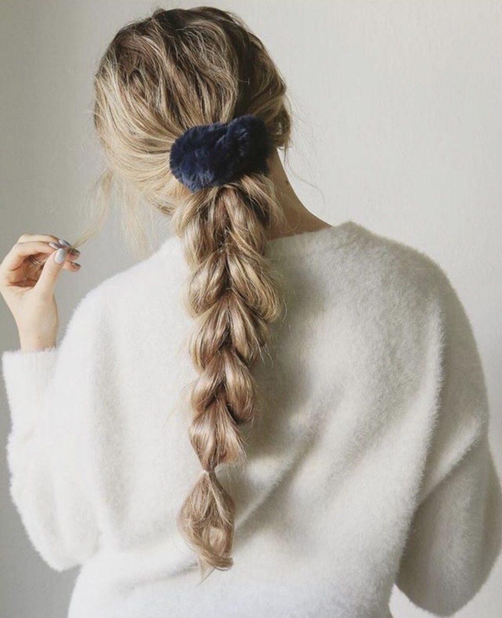 tóc đuôi ngựa mùa hè 36