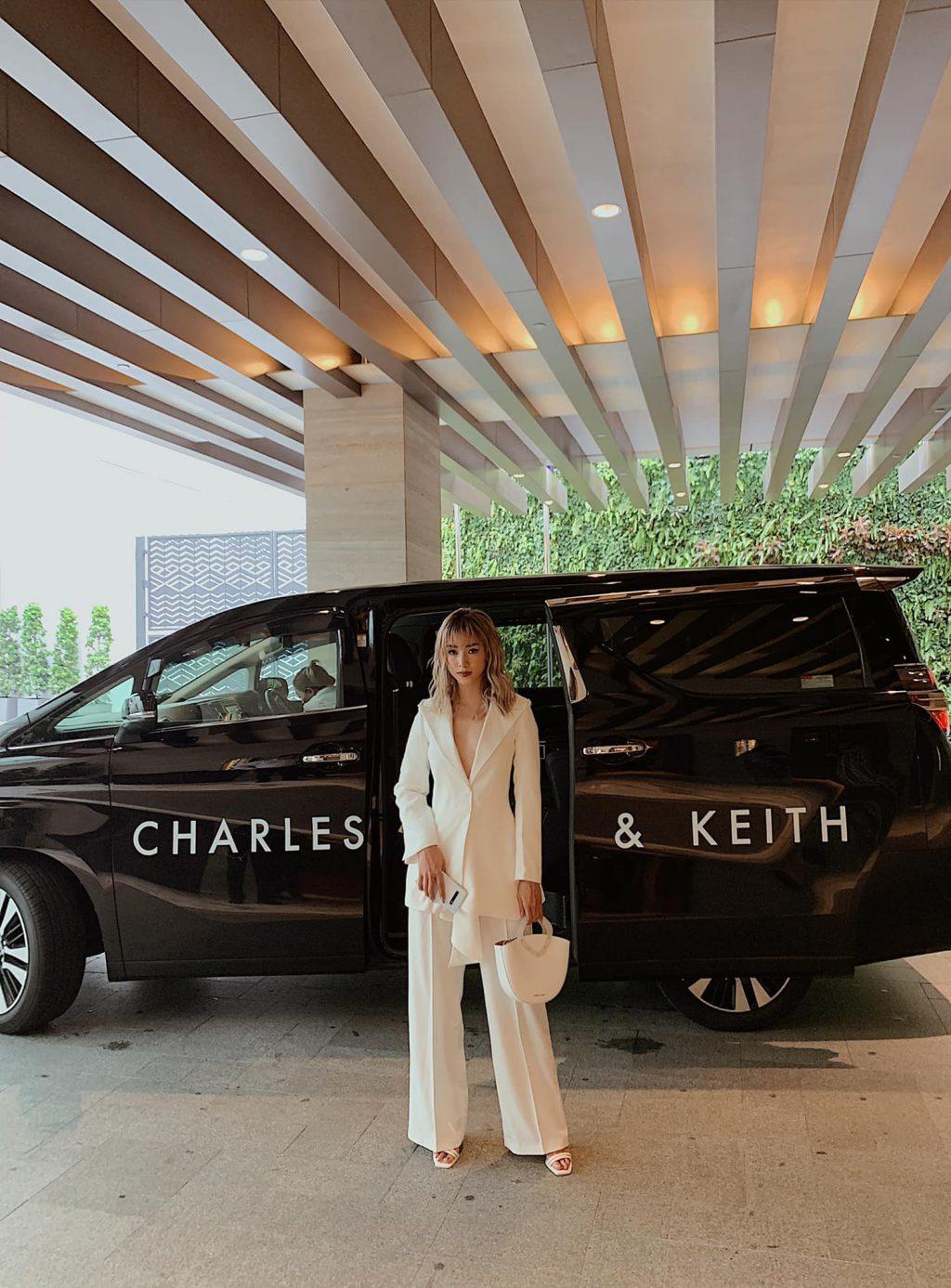sự kiện Charles & Keith
