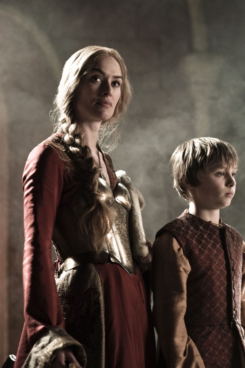 mái tóc cersei 14 Game of Thrones