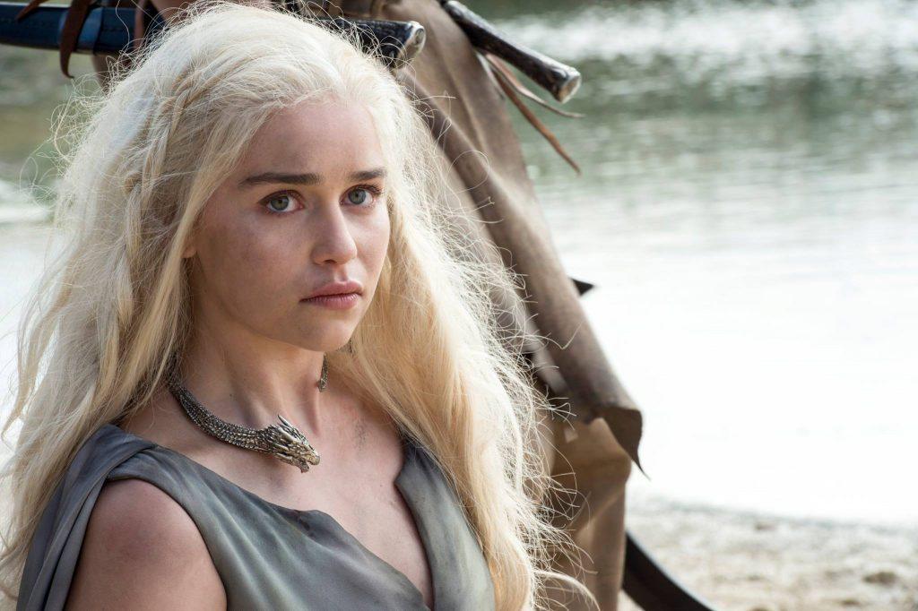mái tóc daenerys (11) Game of Thrones