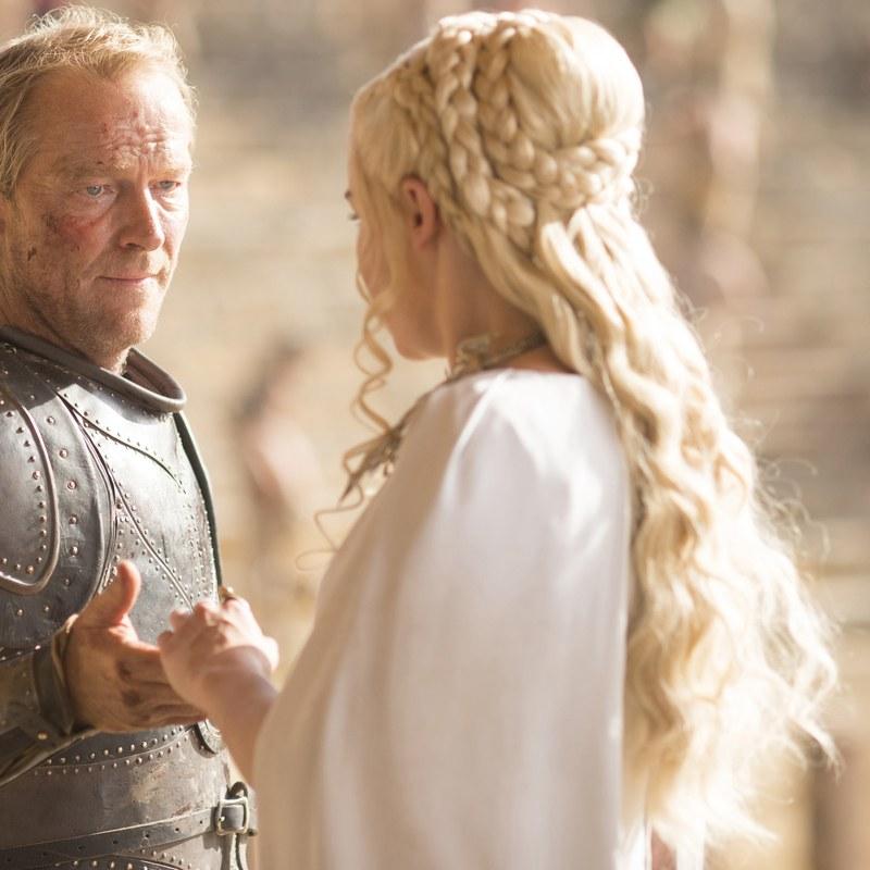 mái tóc daenerys (6) Game of Thrones