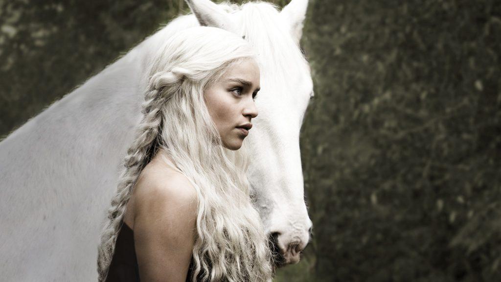 mái tóc daenerys (7) Game of Thrones