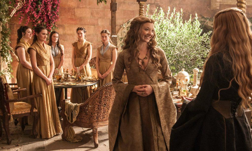 mái tóc margaery (1) Game of Thrones