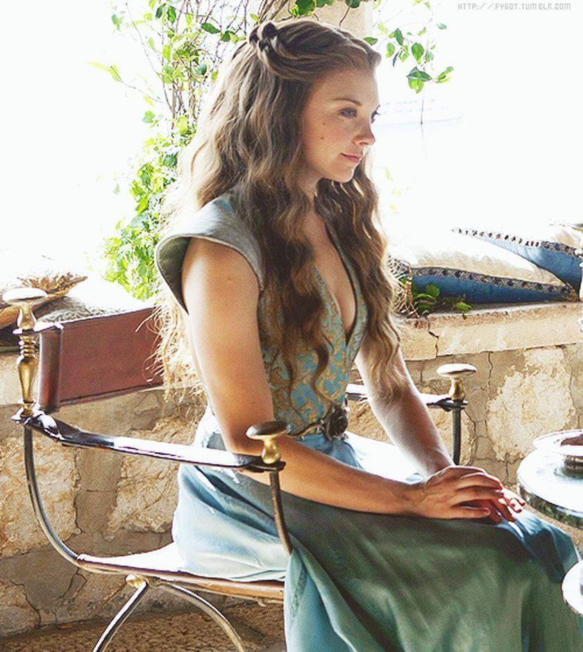 mái tóc margaery (7) Game of Thrones