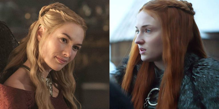 mái tóc sansa (12) Game of Thrones