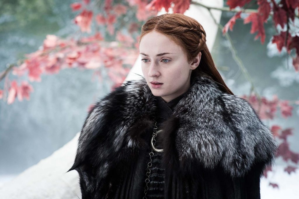 mái tóc sansa (13) Game of Thrones