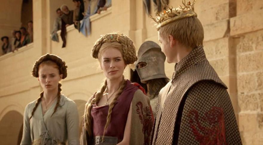 mái tóc sansa (3) Game of Thrones
