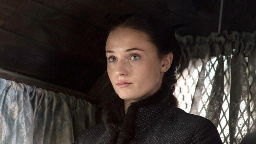 mái tóc sansa (9) Game of Thrones