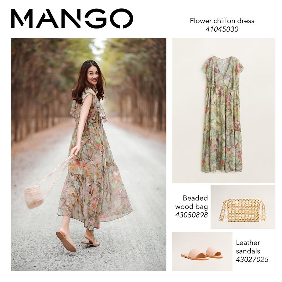 BST Mango Xuân - Hè 2019 Thanh Hằng