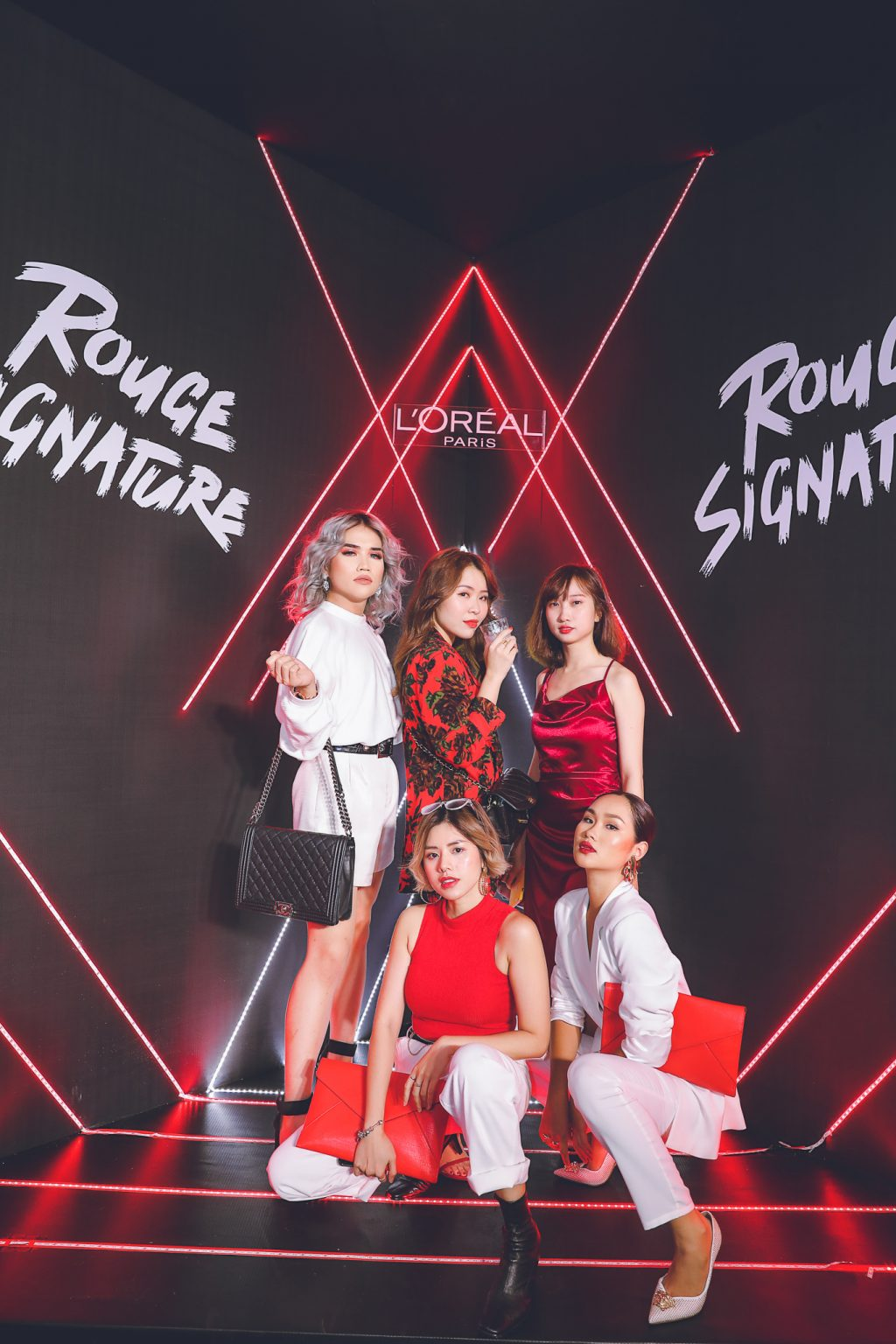 Rouge Signature x Keidi Nails 7