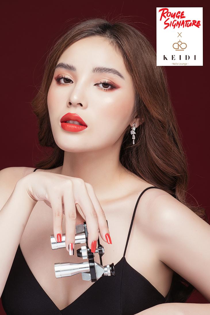 Rouge Signature x Keidi Nails 23