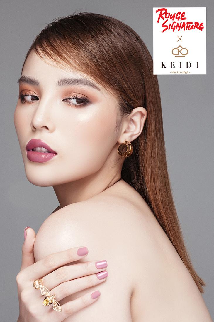 Rouge Signature x Keidi Nails 8