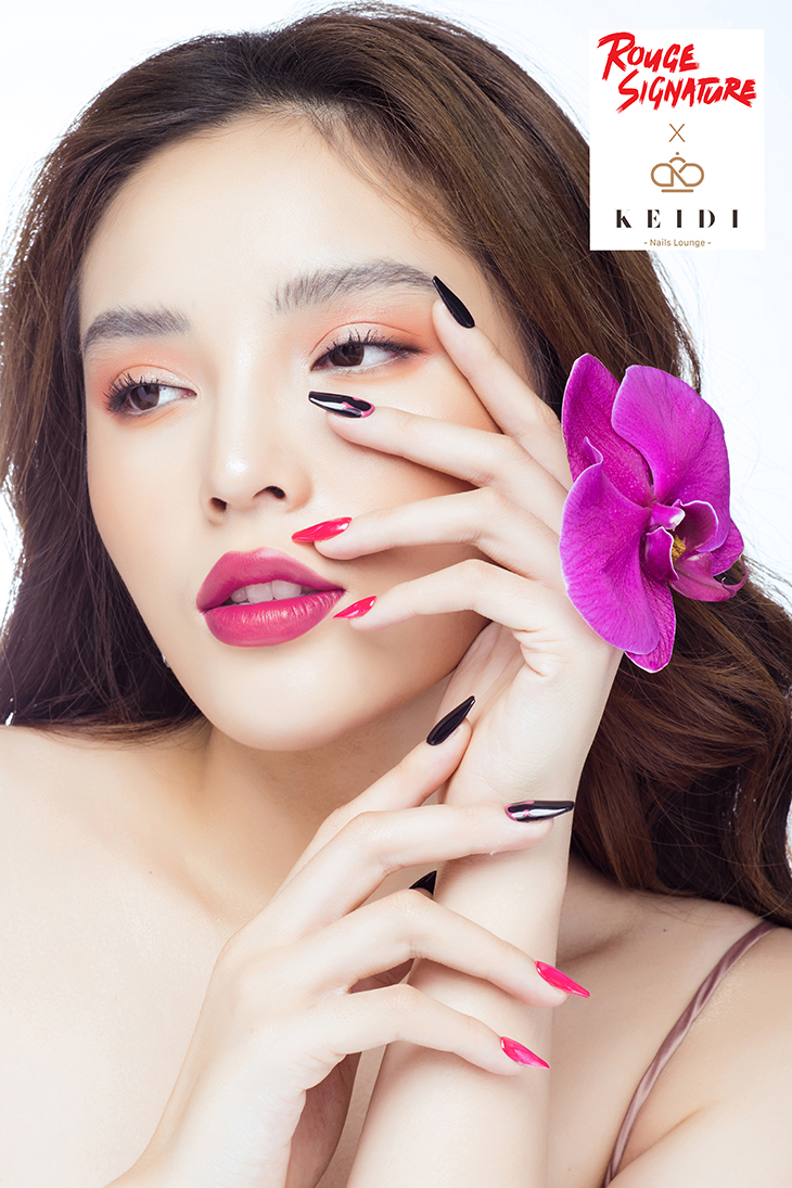 Rouge Signature x Keidi Nails 20