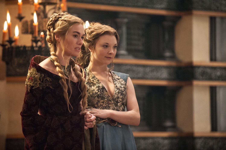 thời trang trong phim cersei lannister và margaery tyrell