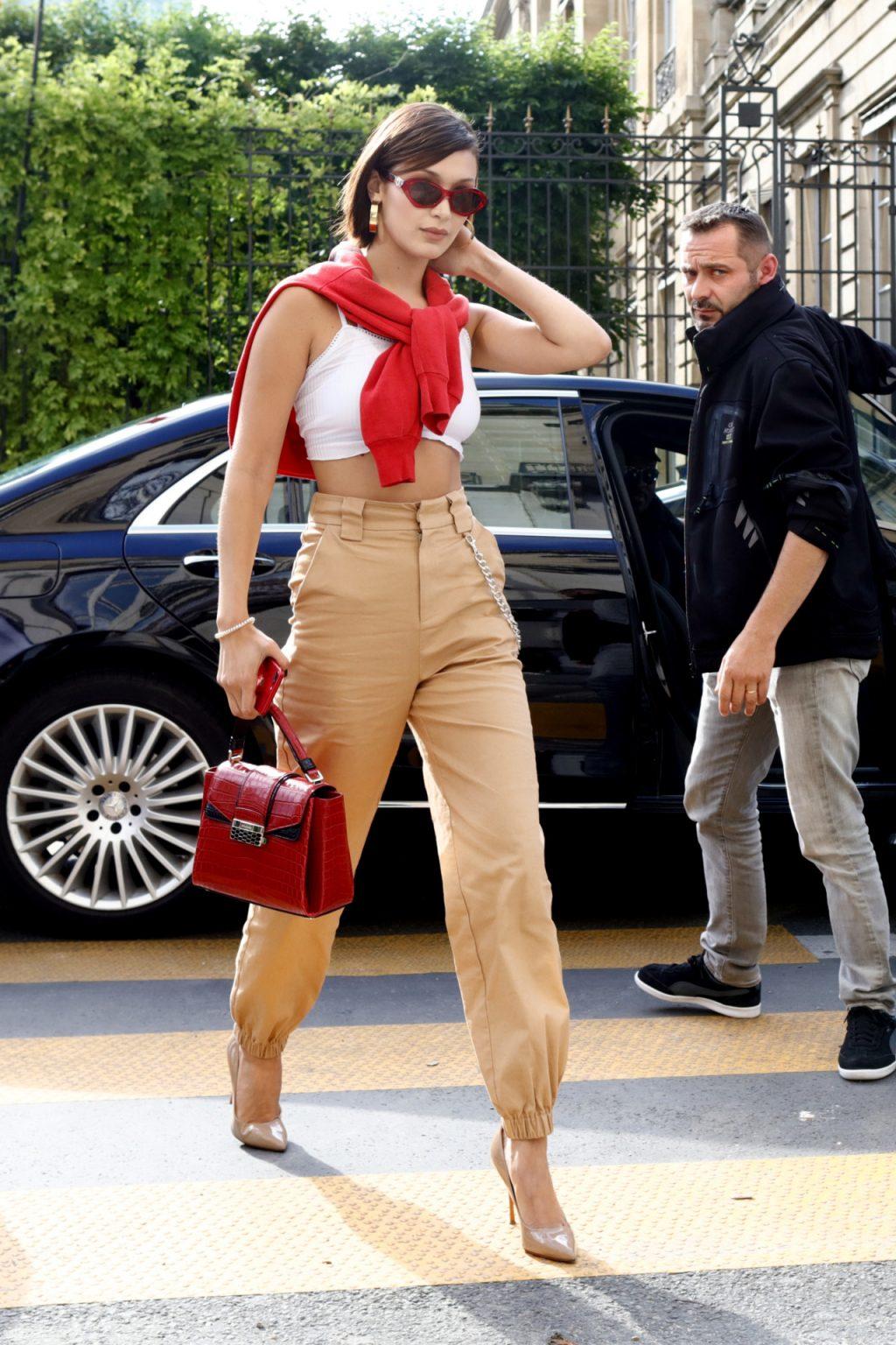 xu hướng thời trang cargo pants