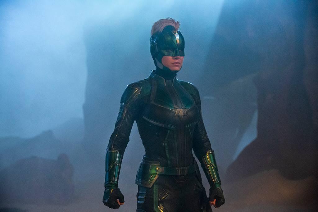 thời trang trong phim captain marvel 4