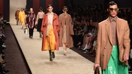 Điểm tin thời trang - Fendi tri ân Karl Lagerfeld trong BST Haute Couture, công bố doanh thu gây sốc của Gucci