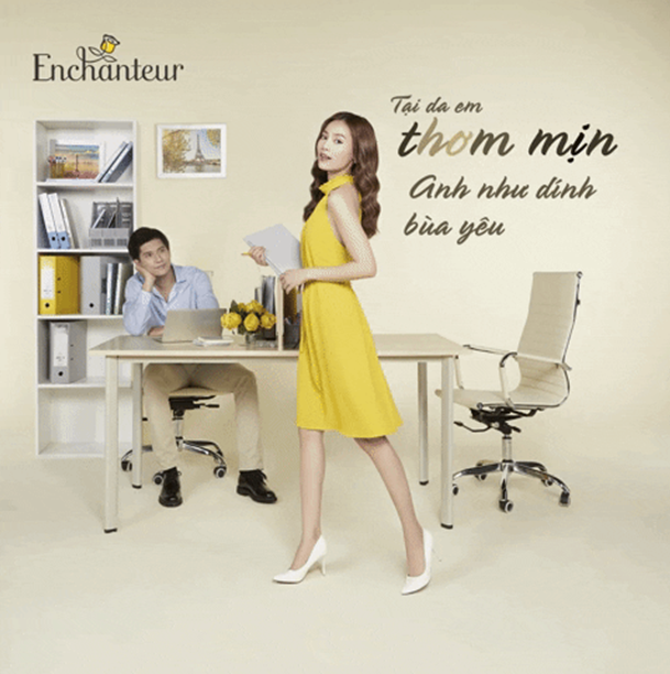 Enchanteur & Lan Ngọc 01