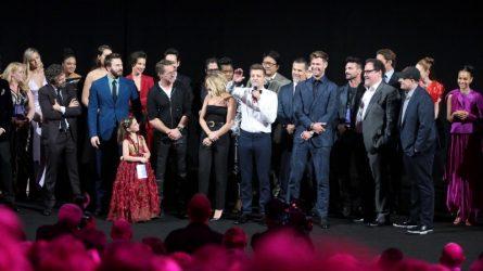 """Lời cảm ơn của dàn sao Avengers: Endgame sau công chiếu """"Hồi kết"""""""