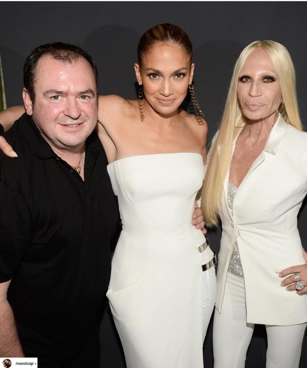 Jennifer Lopez chiếc đầm versace 6