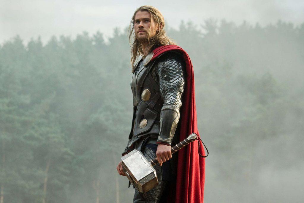 cách phối đồ Thor 1