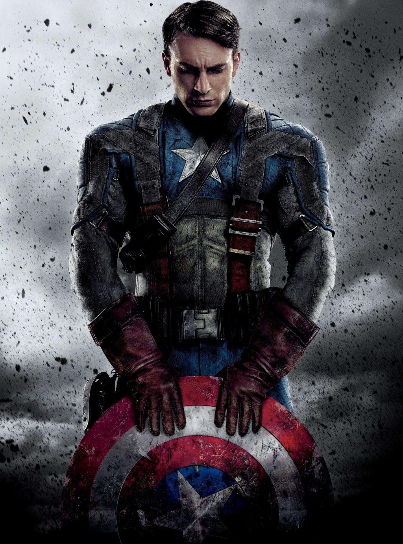 cách phối đồ captain america 1