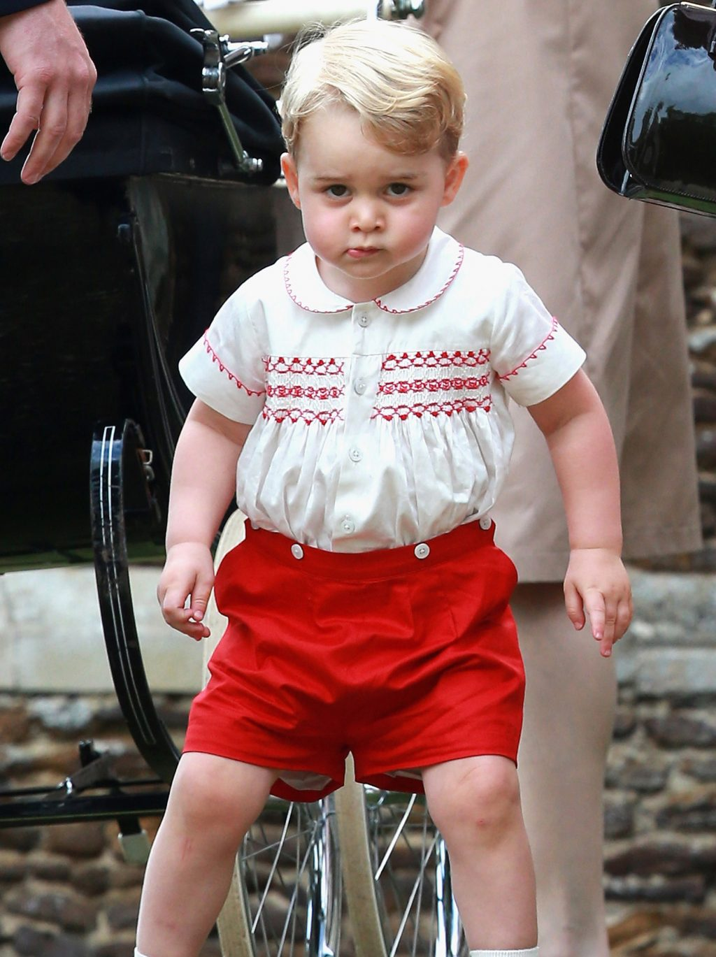 hoàng tử george 4