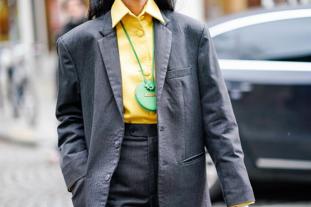 xu hướng thời trang túi xách vòng cổ Jacquemus