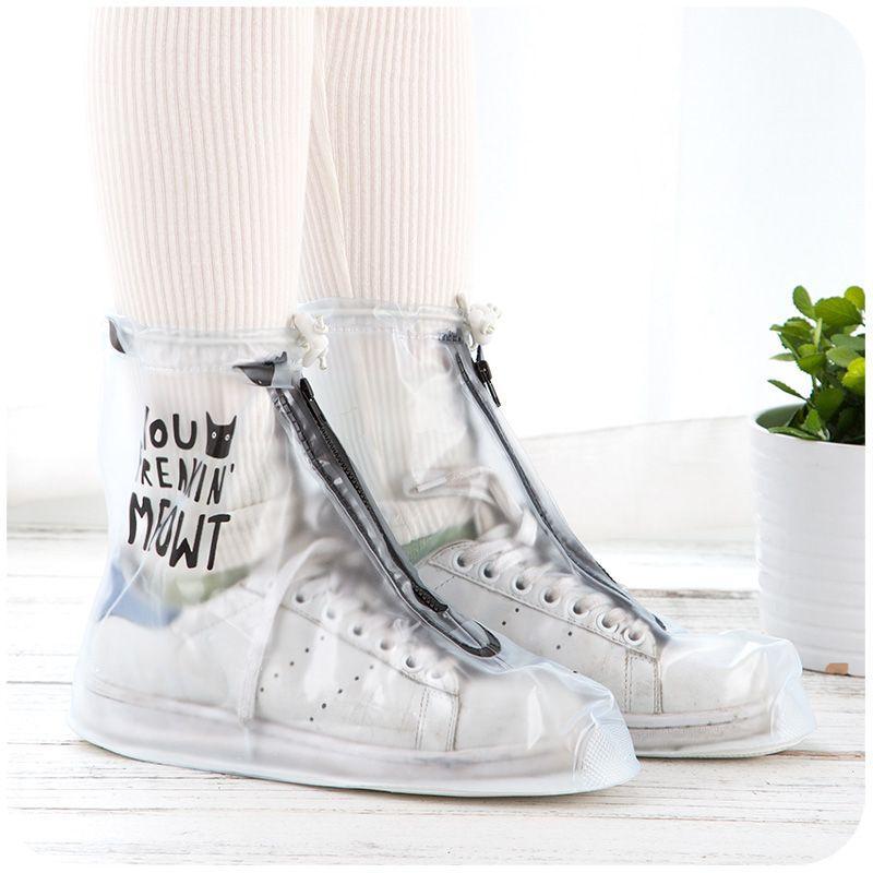 áo mưa bảo quản giày