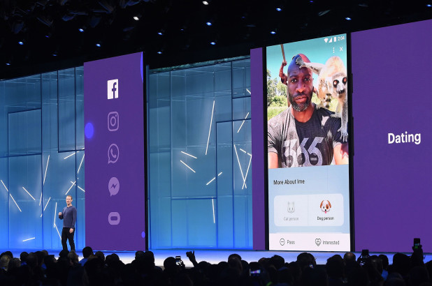 Mark Zuckerberg giới thiệu Facebook Dating tại hội nghị F8