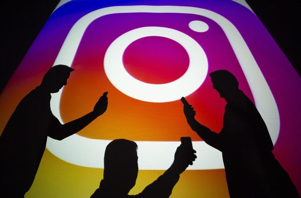 người dùng instagram