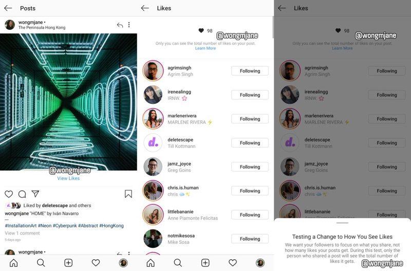 các tính năng mới trên instagram
