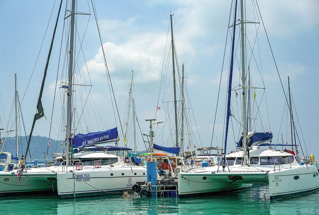 bến tàu ở phuket