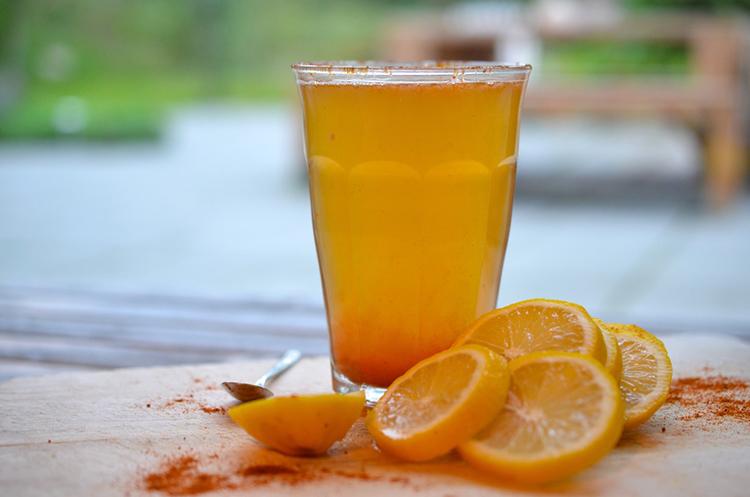 Ớt Cayenne - Thức uống giải nhiệt