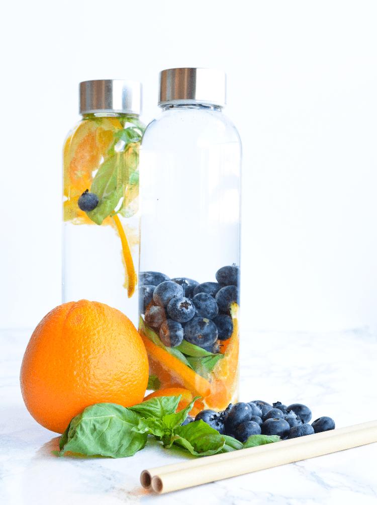 Blueberry Orange Thức uống giải nhiệt