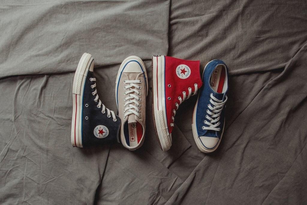 giày converse all star chuck 4 màu