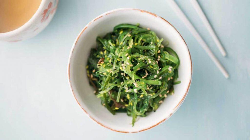 tác dụng của tảo biển khi dùng trong bữa ăn