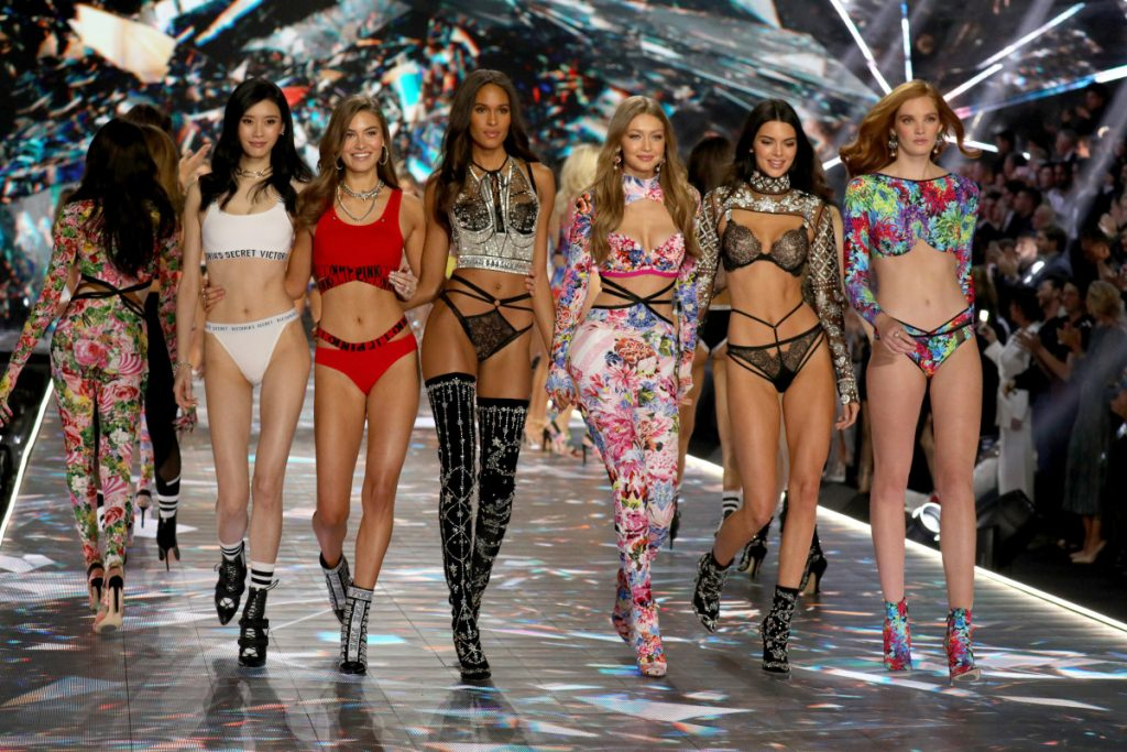 Victoria's Secret fashion show năm 2018