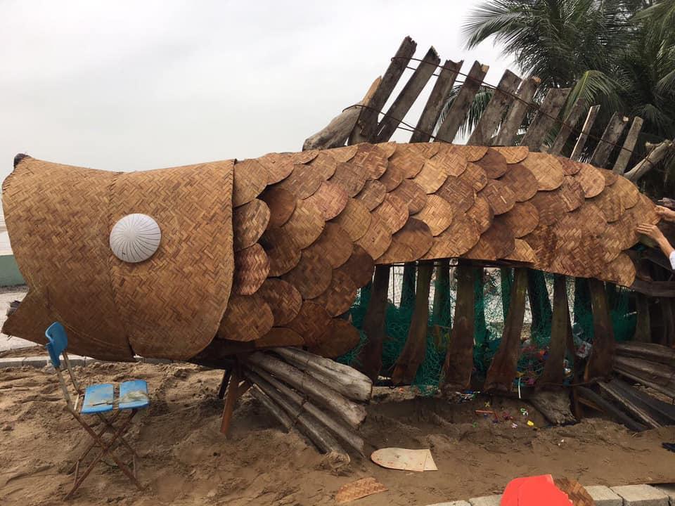 Mô hình cá biển Linh Trường, Thanh Hoá