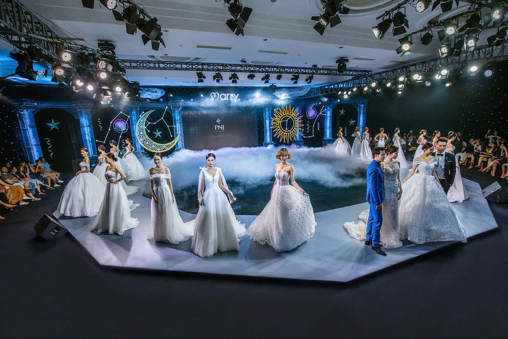 Marry Wedding Day 2019 PNJ gala