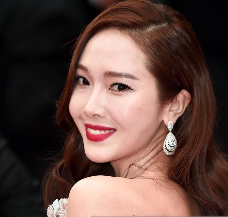 phong cách làm đẹp của jessica jung 02