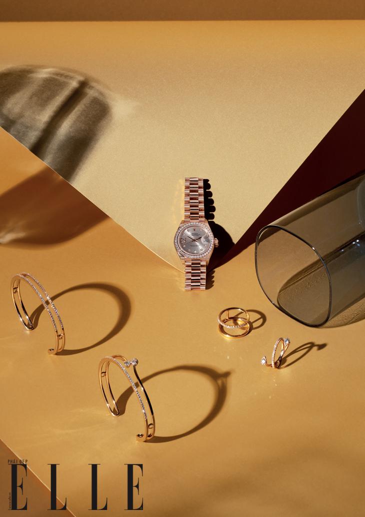 đồng hồ Rolex, trang sức Grau