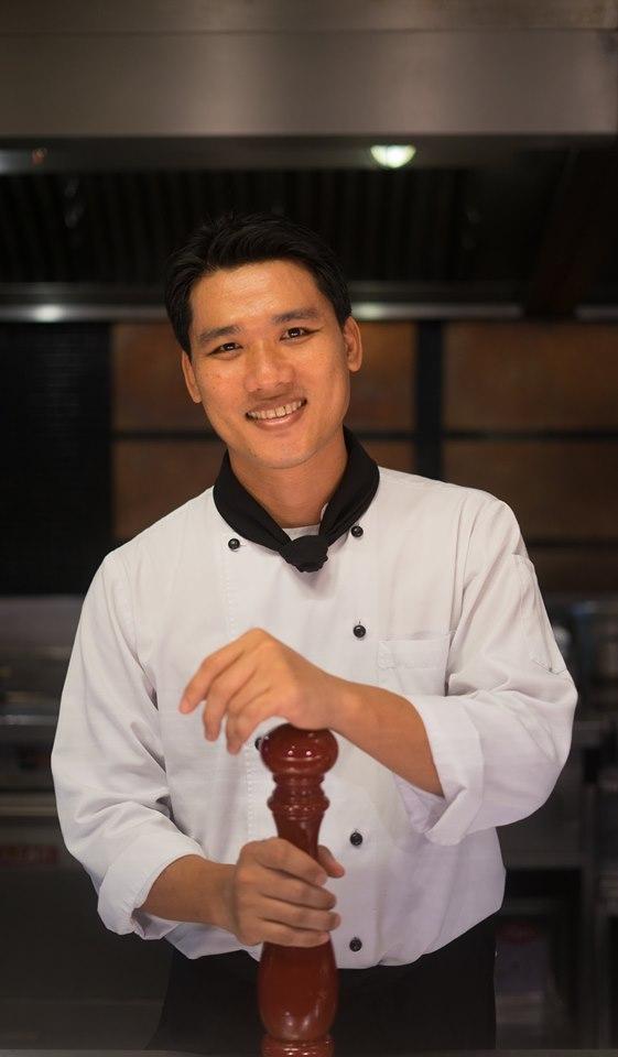 Chef Montri Jiratitkankit The Athenee Hotel Bangkok