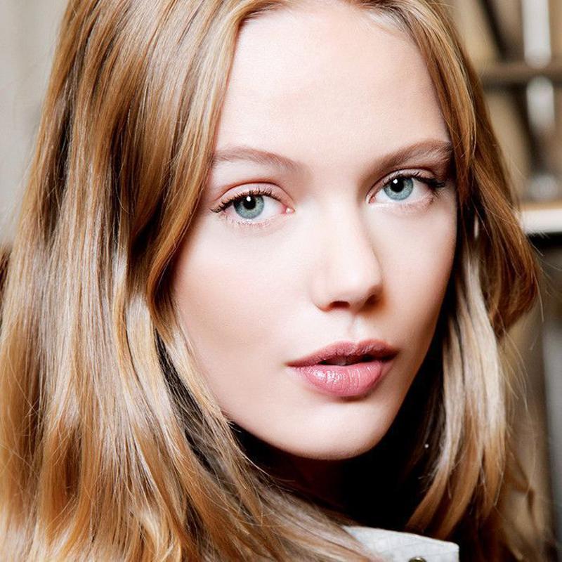 Vẻ đẹp tự nhiên của phụ nữ Bắc Âu đến từ cách chăm sóc da cẩn thận. Ảnh: Lipstutorial.org