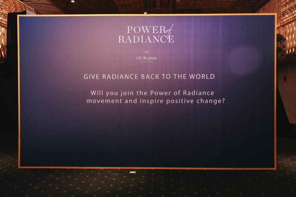 chương trình Power Radiance Clé de Peau Beauté