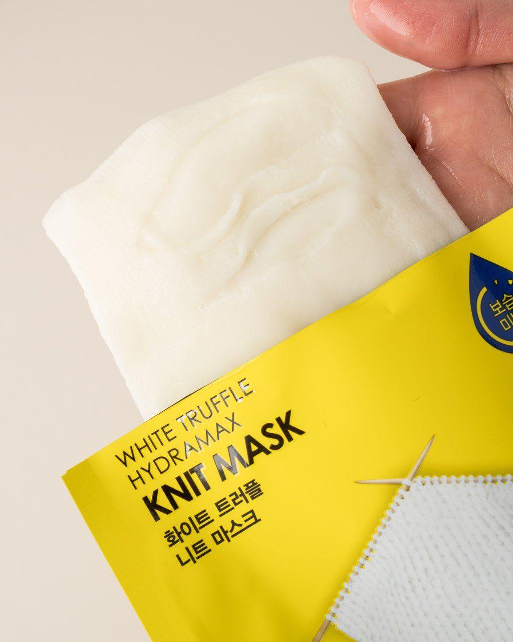 mặt nạ giấy sợi đan