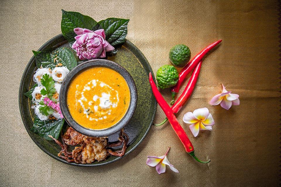 Món ăn Thái khách sạn Sheraton Hà Nội 01