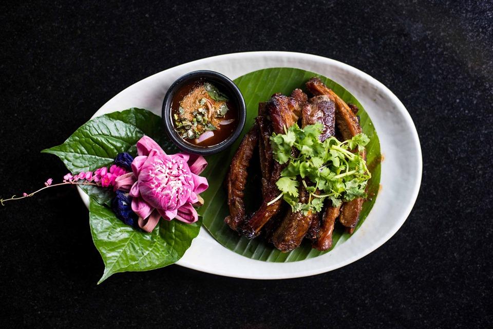 Món ăn Thái khách sạn Sheraton Hà Nội 02