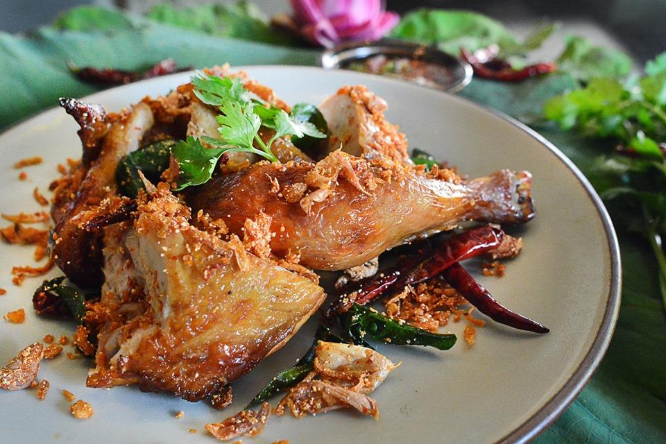 Món ăn Thái khách sạn Sheraton Hà Nội 03