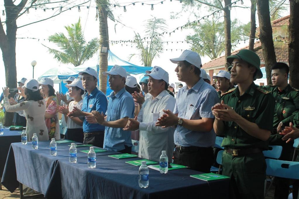 đại diện các đơn vị tỉnh thanh hoá tham dự sự kiện
